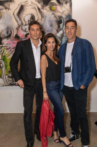 Fabian Martina Basabe, Marc Nudel