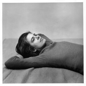 31. SusanSontag,PeterHujar,1975