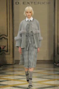 THE SOFT AND SHIMMERING FALL WINTER COLLECTION 2019 BY D.EXTERIOR 31