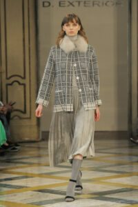 THE SOFT AND SHIMMERING FALL WINTER COLLECTION 2019 BY D.EXTERIOR 25
