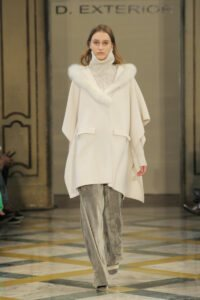 THE SOFT AND SHIMMERING FALL WINTER COLLECTION 2019 BY D.EXTERIOR 27