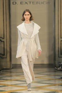 THE SOFT AND SHIMMERING FALL WINTER COLLECTION 2019 BY D.EXTERIOR 23