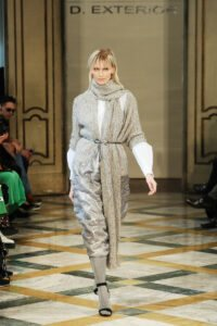 THE SOFT AND SHIMMERING FALL WINTER COLLECTION 2019 BY D.EXTERIOR 17