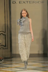 THE SOFT AND SHIMMERING FALL WINTER COLLECTION 2019 BY D.EXTERIOR 15