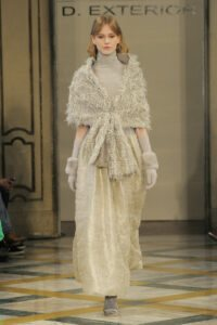 THE SOFT AND SHIMMERING FALL WINTER COLLECTION 2019 BY D.EXTERIOR 11