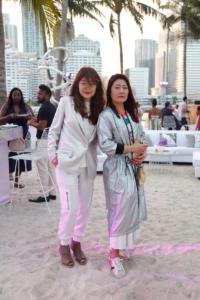 Elizabeth Lauriello & Sunny Kim