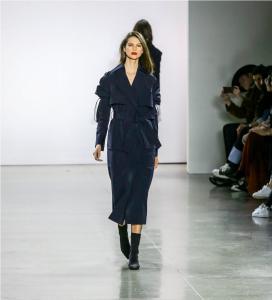 Taoray Wang NYFW Fall Winter Runway Show 2018 Womenswear Collections 47