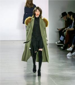 Taoray Wang NYFW Fall Winter Runway Show 2018 Womenswear Collections 43