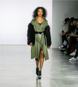 Taoray Wang NYFW Fall Winter Runway Show 2018 Womenswear Collections 55