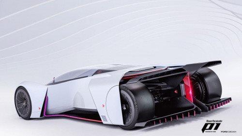 P1 Virtual Race Car