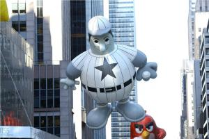 Thanksgiving Day Parade in New York City 5