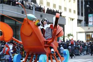 Thanksgiving Day Parade in New York City 3