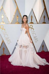 Red Carpet Photos of The 90th Oscars 7