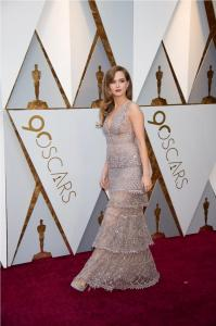 Red Carpet Photos of The 90th Oscars 11