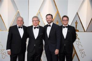 Red Carpet Photos of The 90th Oscars 1