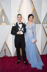 Red Carpet Photos of The 90th Oscars 25