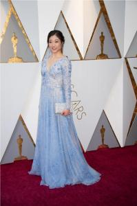 Red Carpet Photos of The 90th Oscars 27