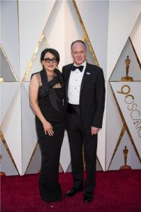 Red Carpet Photos of The 90th Oscars 41
