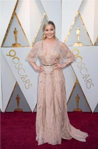 Red Carpet Photos of The 90th Oscars 31