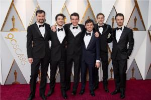 Red Carpet Photos of The 90th Oscars 33