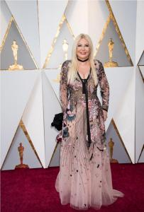 Red Carpet Photos of The 90th Oscars 37