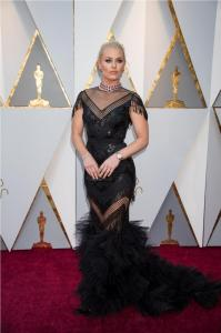 Red Carpet Photos of The 90th Oscars 47