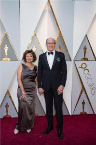 Red Carpet Photos of The 90th Oscars 55
