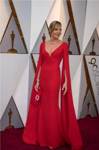 Red Carpet Photos of The 90th Oscars 57