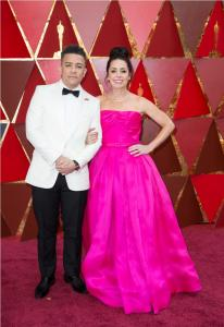 Red Carpet Photos of The 90th Oscars 49