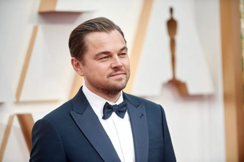 Oscar® nominee, Leonardo DiCaprio arrives on the red carpet of The 92nd Oscars® at the Dolby® Theatre in Hollywood, CA on Sunday, February 9, 2020.