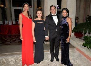 Leyla Portela, Sheila Khiantani, Alicia Calderon, Ricardo Calderono MH