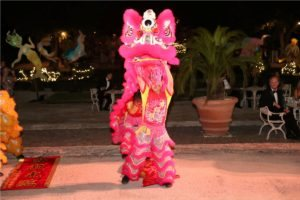 Lion Dancer WRE