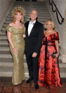 Pearl Baker Katz, Joel Hoffman, Silvia Trinidad MH
