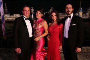 Scott Richey, Karla Richey, Martha De La Fuente, Bruno De La Fuente WRE