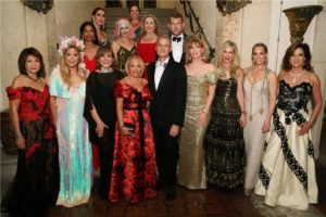 The Enchanting Vizcaya Ball Thrills with East Meets West-Inspired Event 49