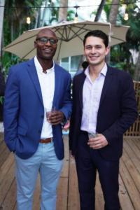 Ahmed Martin & Andrew Velo