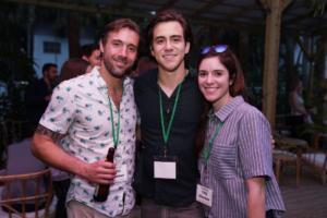 The Underline's YPO Hosts Underline Social at Casa Florida on Thursday 3
