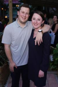 Brett Gerson & Elise Holtzman