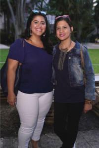 Isabella Ramirez & Maria Isabel Lopez
