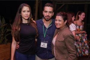 Tatiana Escobar, Miguel Pinto, & Jenny May