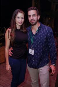 Tatiana Escobar & Miguel Pinto
