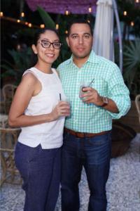 Yanina & Joel Corbea
