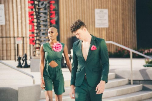 Tiffany Brown Designs Featured As NYFW The Shows Designer