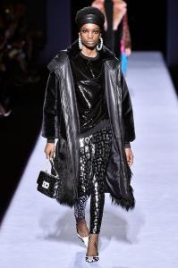 Tom Ford Fall Winter 2018 Womenswear Runway Show at New York Fashion Week 1