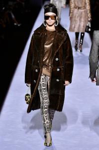 Tom Ford Fall Winter 2018 Womenswear Runway Show at New York Fashion Week 11