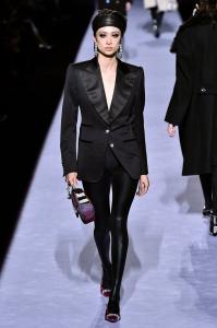 Tom Ford Fall Winter 2018 Womenswear Runway Show at New York Fashion Week 25
