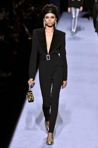 Tom Ford Fall Winter 2018 Womenswear Runway Show at New York Fashion Week 33