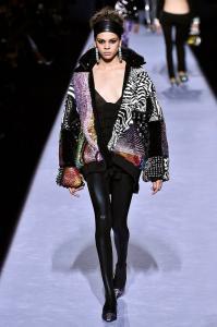Tom Ford Fall Winter 2018 Womenswear Runway Show at New York Fashion Week 49