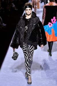 Tom Ford Fall Winter 2018 Womenswear Runway Show at New York Fashion Week 7
