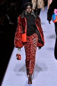 Tom Ford Fall Winter 2018 Womenswear Runway Show at New York Fashion Week 5